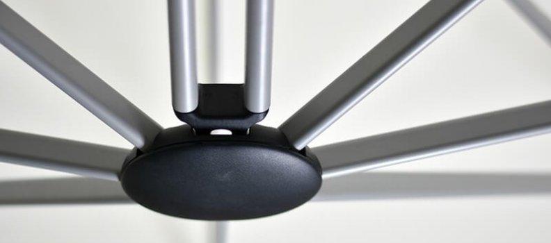Solero's Tipps zur Pflege Ihres Sonnenschirms aus Aluminium