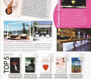 Glossy Magazine Editie maart 2011